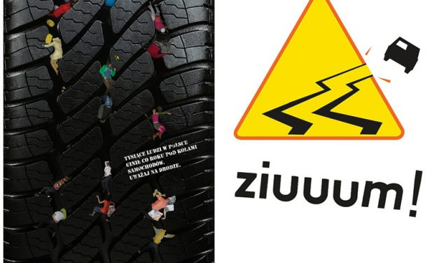 """Konkurs na plakat: """"Bezpieczni na drodze"""""""