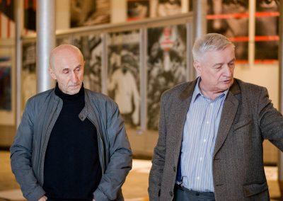 Mieczysław Wasilewski i Stanisław Wieczorek