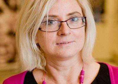Agnieszka Wrońska, NASK