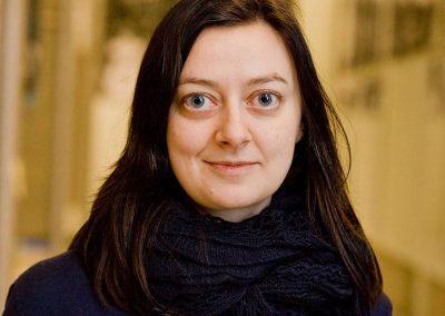 Anna Rywczyńska, NASK