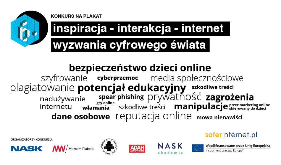 Inspiracja – Interakcja – Internet. Wyzwania cyfrowego świata.